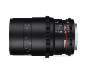 Samyang 100mm T3,1 VDSLR ED UMC MAKRO do Fuji