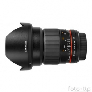 Samyang 24mm f/1.4 ED AS IF UMC do Canona