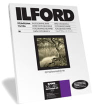 PAPIER ILFORD MULTIGRADE ART 300 30,5X40,6/30