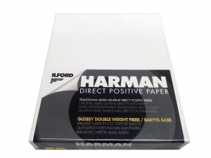 HARMAN DIRECT POSITIVE FB GLOSSY 8x10in/25szt