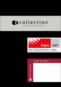 FOMEI Collection Baryta Mono 290gsm - arkusze